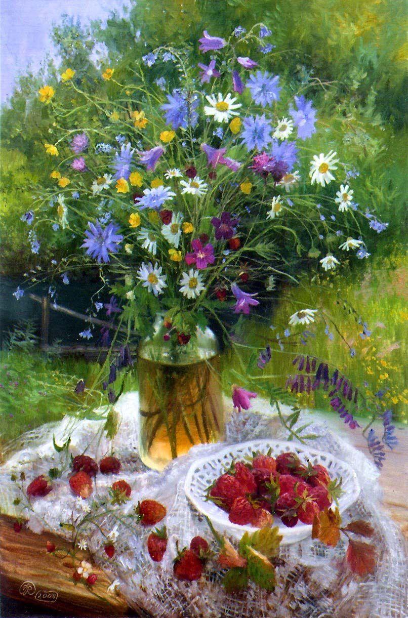 Vladimir Zhdanov: biography and paintings of the artist 43