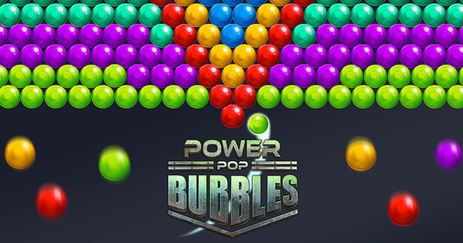 Free Game App Download Power Pop Bubble Shooter Pop
