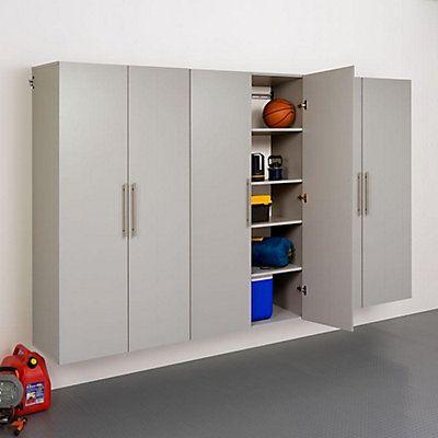 Tres Polyvalente Le Collection Hangups Pour Le Rangement Saura S Adapter A L Evolution Constan Large Storage Cabinets Garage Storage Cabinets Storage Cabinets
