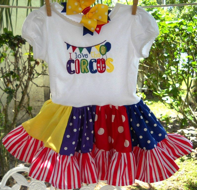 Outfit idea for circus trip this August