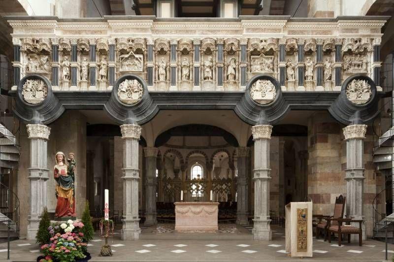 St. Maria im Kapitol in Köln, Architektur - baukunst-nrw