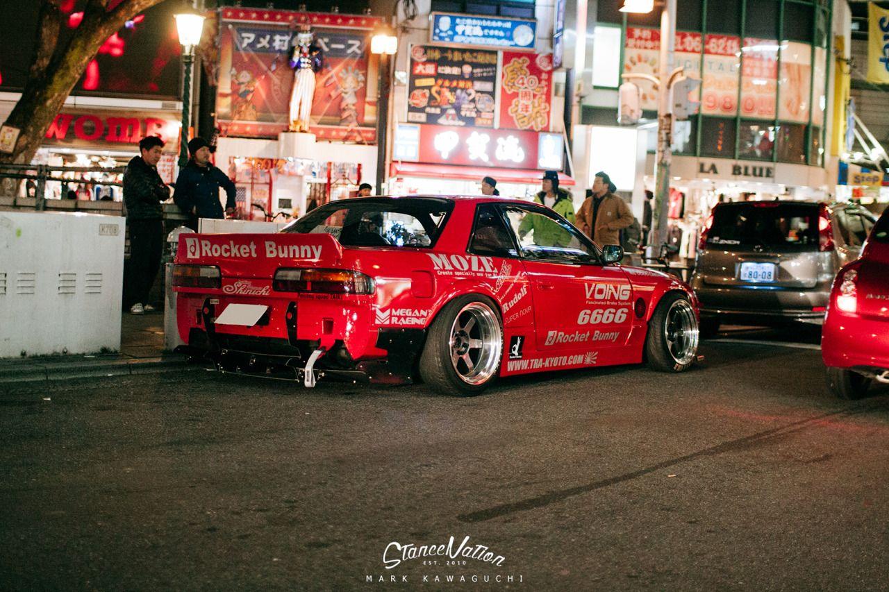 Rad Racer — radracerblog 1990 Nissan Silvia s13 Rocket