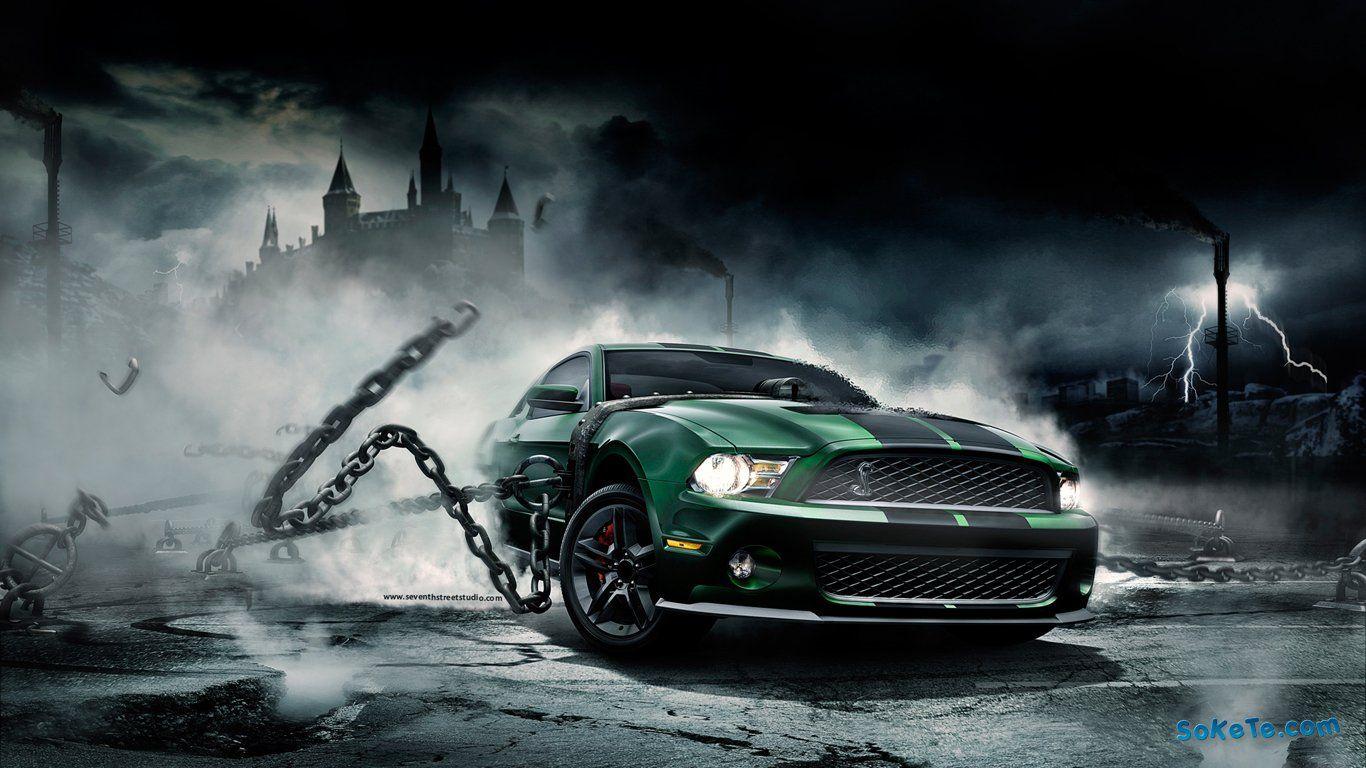 Descargar Fondo De Pantalla Hd Fondo En Hd Para Descargar 5 Mustang Wallpaper Ford Mustang Wallpaper Car Backgrounds