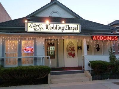 Silver Bells Wedding Chapel 628 N Virginia St Reno Nv 89501 775 322 0420 Wedding Open Chapel Wedding Reno