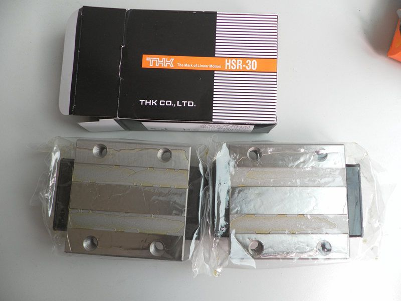 linear guide rails and block