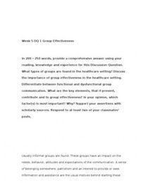 HHS307   HHS 307   Week 5 Final Paper --> http://www.scribd.com/doc/139819126/hhs307-hhs-307-week-5-final-paper