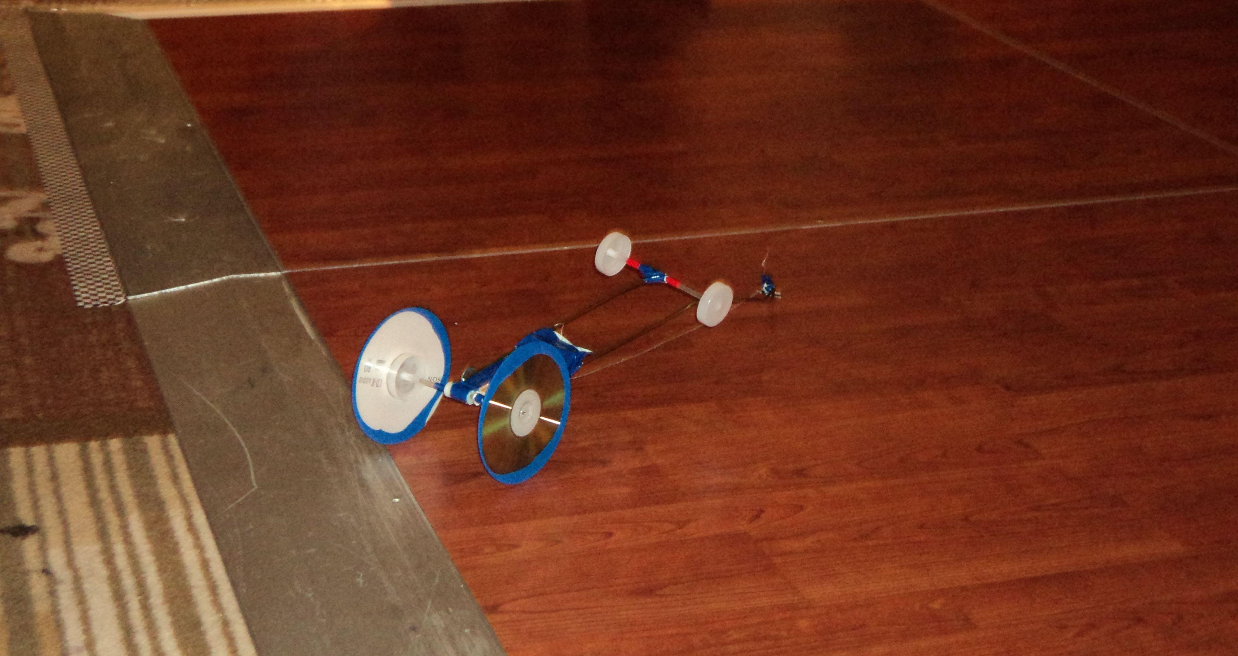 mouse trap race car