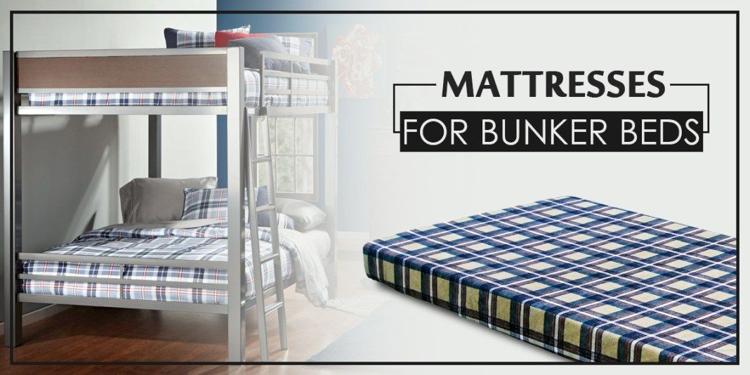 7 Best Mattresses For Bunk Beds We Have Reviewed Some Of The Best Bunk Bed Mattresses Which You Ll Love Lying On Bunk Beds Bunk Bed Mattress Best Mattress
