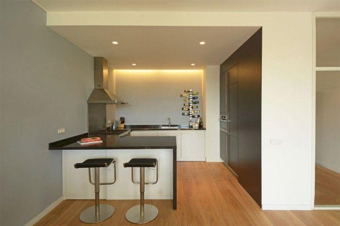 Verlaagd plafond in de keuken google zoeken kitchen pinterest kitchen design kitchens - Design keuken plafond ...