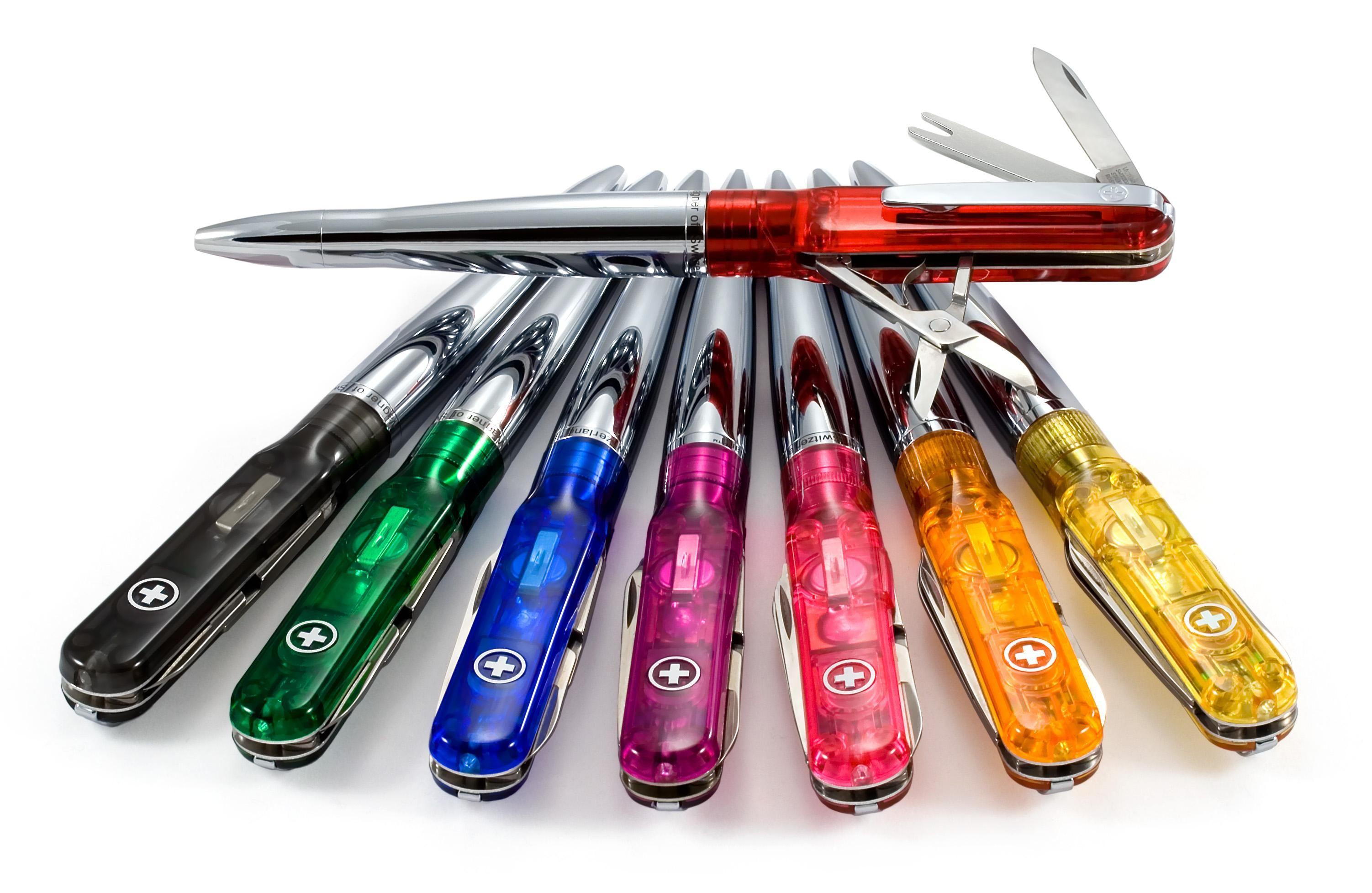 Cool Pens Swiss Pen Spectrum A Cool Multi Functional Pen