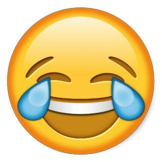Funny Emoji) emoji stickers | Funny Emoji | Funny emoji, Laughing