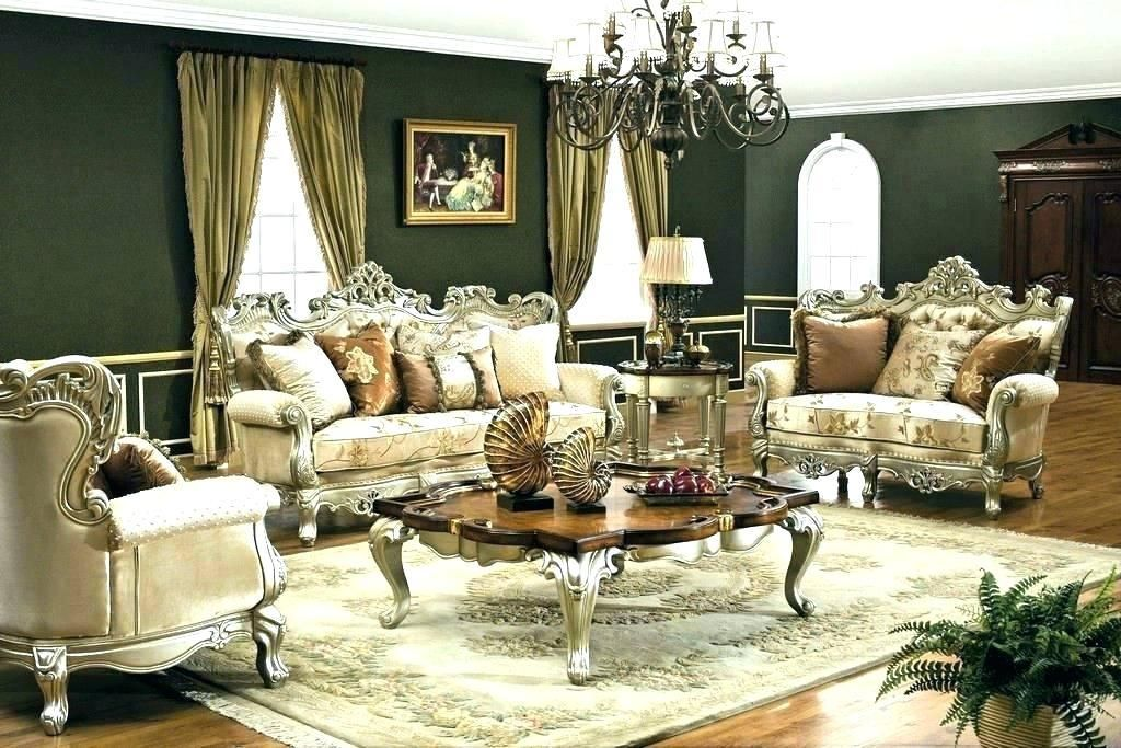 Antique Style Living Room Furniture Luxury Furniture Living Room Vintage Living Room Furniture Formal Living Room Furniture
