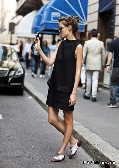 2aa3474a how to wear womens oxford shoes - Google Search | Stylish | Oxford ...