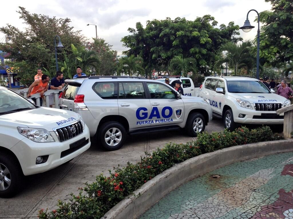 New Police Cars In Costa Rica Police Carz Pinterest Police