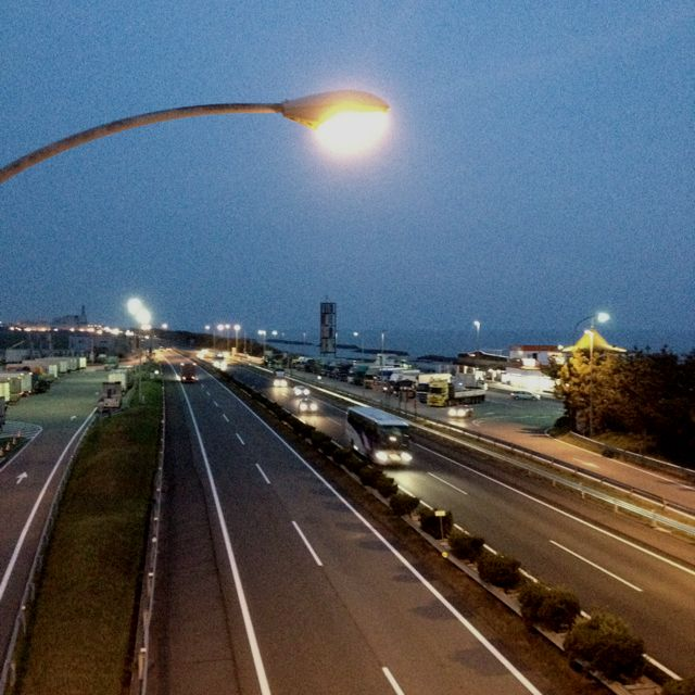 Overview of the HOKURIKU highway.