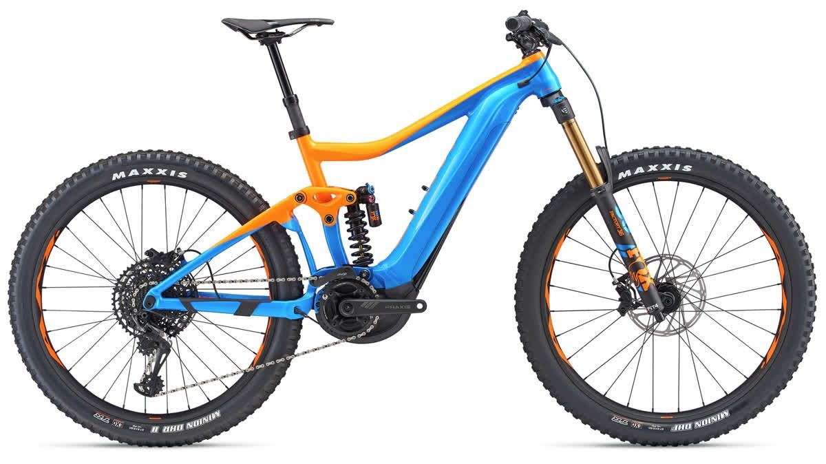 Giant Trance Sx E Mountain E Bike Just What You D Expect From