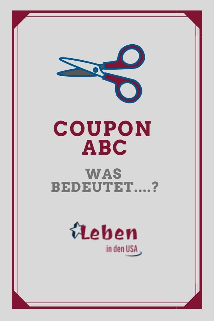 Couponing Abc Leben In Den Usa Couponing In Deutschland Geld