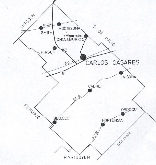 Carlos Casares Ba Argentina