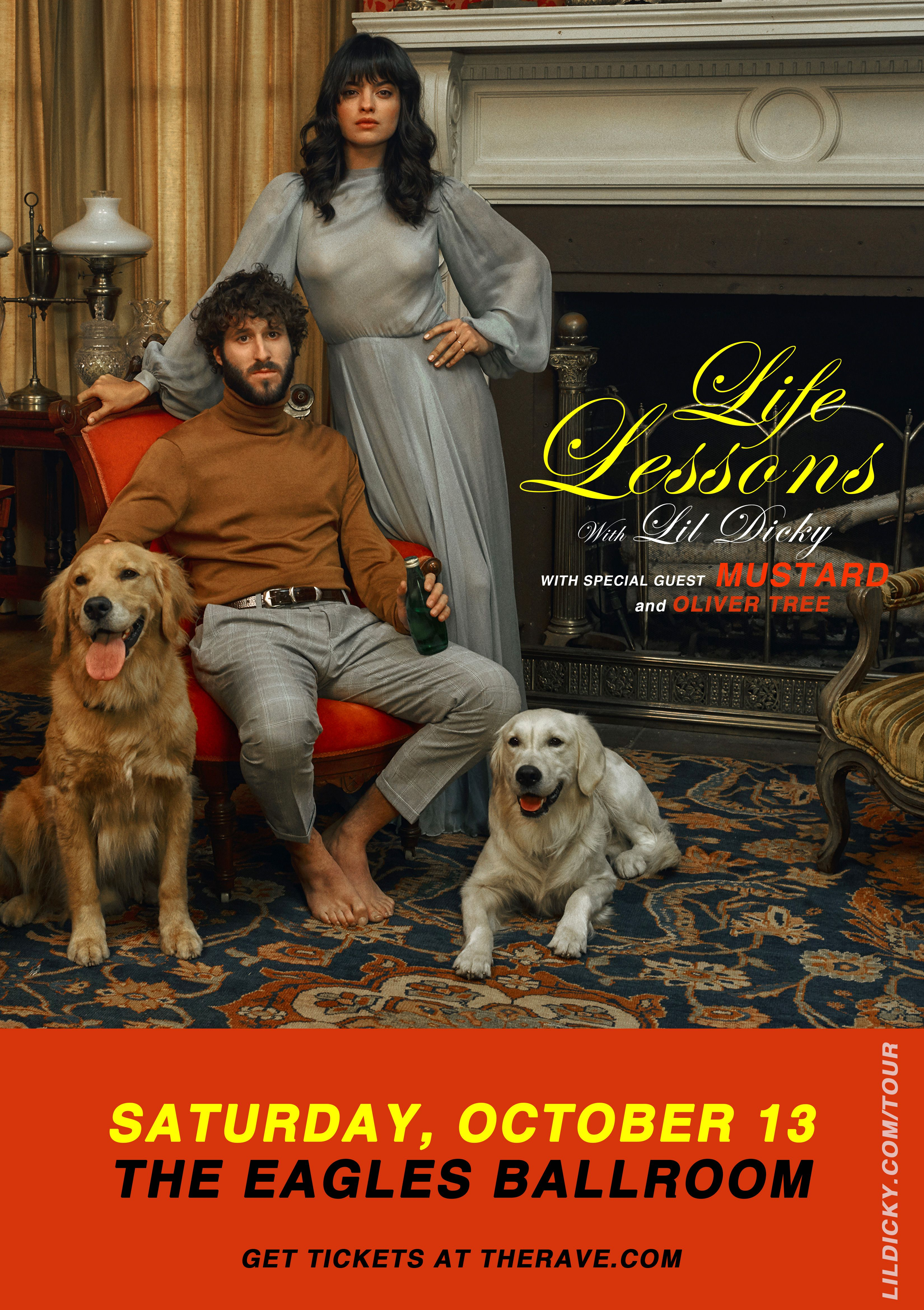Aeg Presents Lil Dicky Life Lessons With Lil Dicky With Mustard