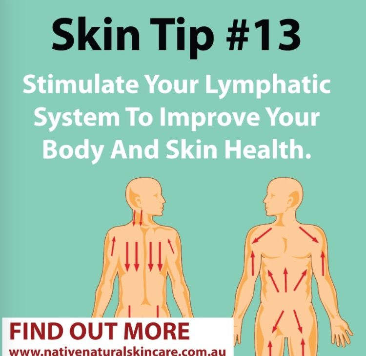 Pin By Holly Bone On Lymphedema Skin Tips Lymphatic System Lymphatic