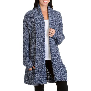 6ce76117827 FREE SHIPPING AVAILABLE! Buy Larry Levine Cardigan at JCPenney.com ...