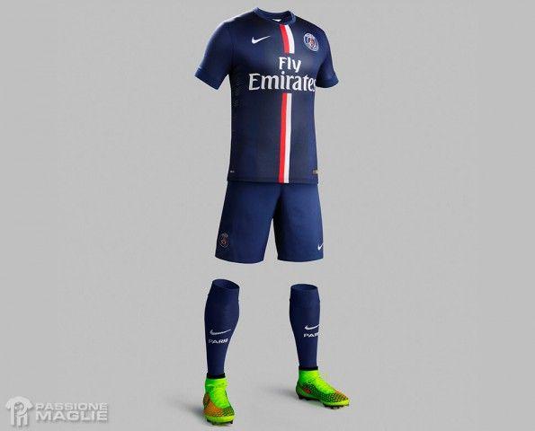 Divisa #Paris Saint-Germain 2014-15 #Nike...i love it...