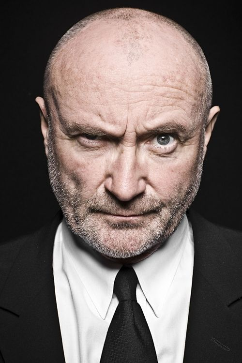 Portrait / Photography / Headshot Phil collins, Music