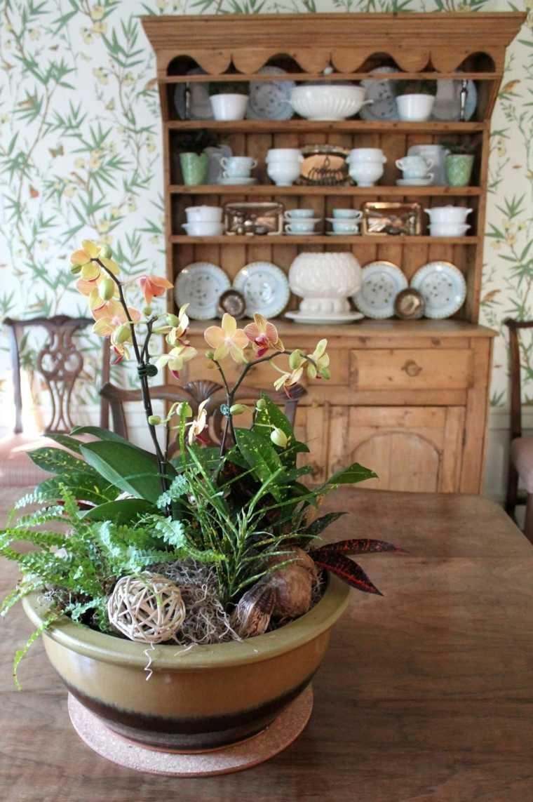 #Dekoration İdeen Originelle Dekoideen Mit Orchideen #Originelle #Dekoideen  #mit #Orchideen