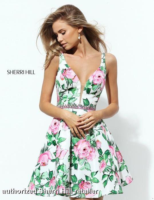 43db48c9f3 Sherri Hill Prom and Homecoming Dresses Sherri Hill 50498 Sherri Hill One  Enchanted Evening - Designer Bridal