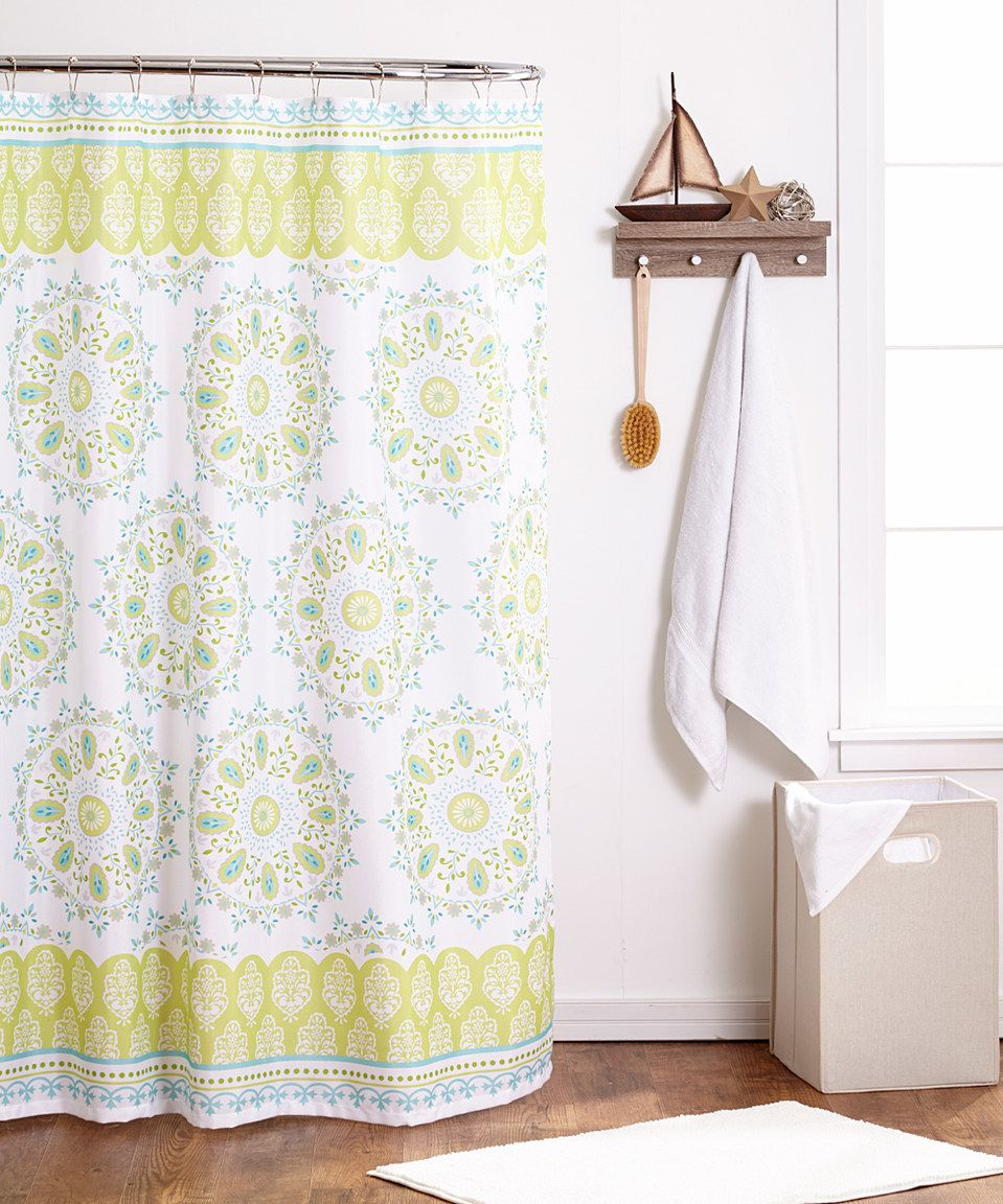 Love this bali shower curtain by bardwil home on zulily