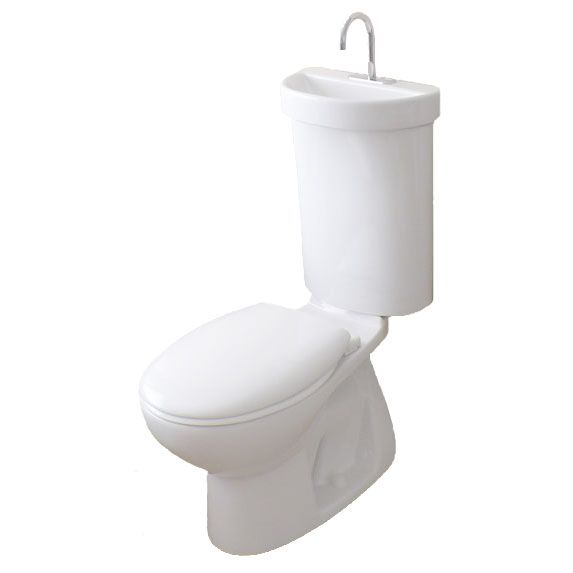 Sinkpositive Toilet Sink Accessory In 2020 Toilet Sink Tiny