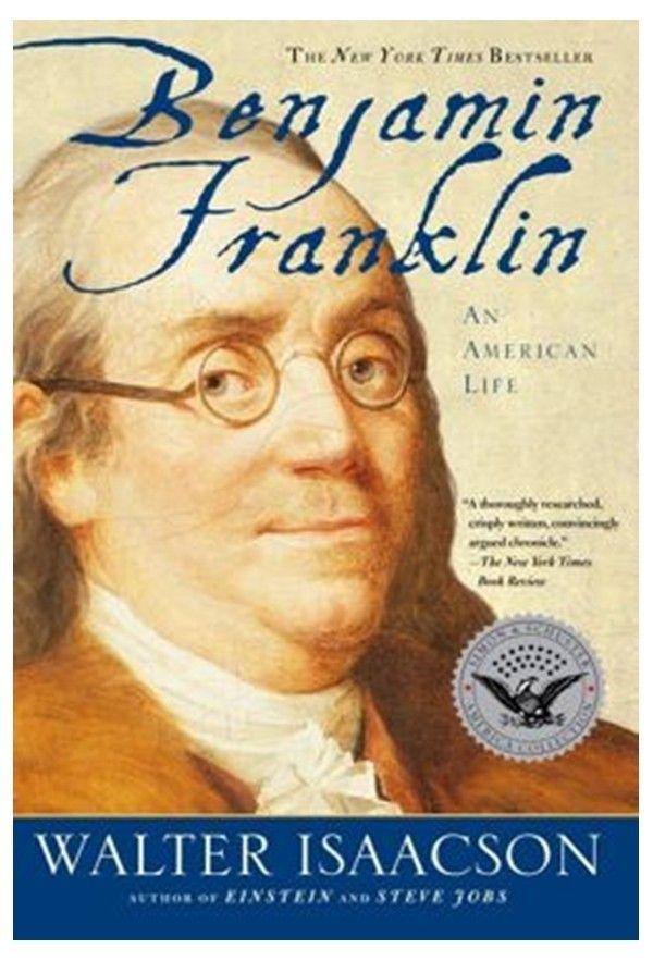 富蘭克林傳(Benjamin Franklin: An American Life)— Walter Isaacson