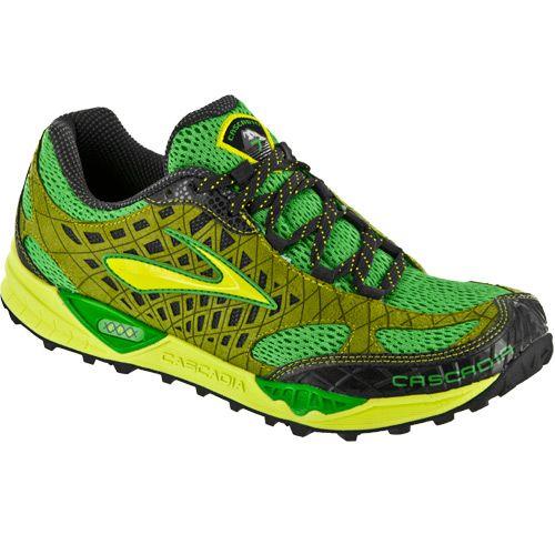 Men's Cascadia Shoes 7 Running Woodbinesulphurspring Brooks AOg7pnA