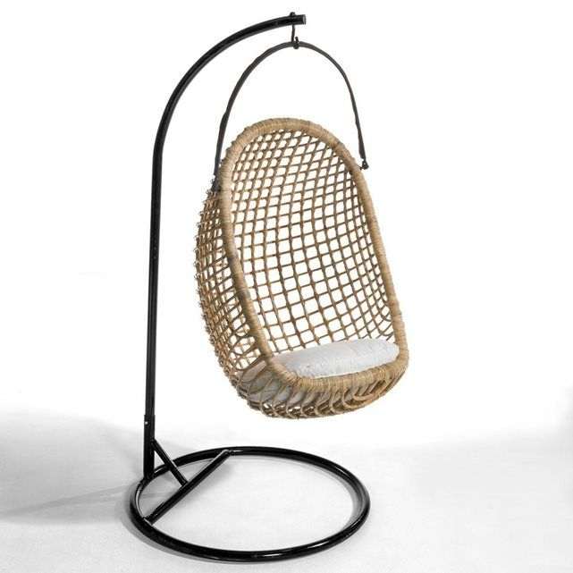 fauteuil suspendre swing am pm la redoute mobile. Black Bedroom Furniture Sets. Home Design Ideas