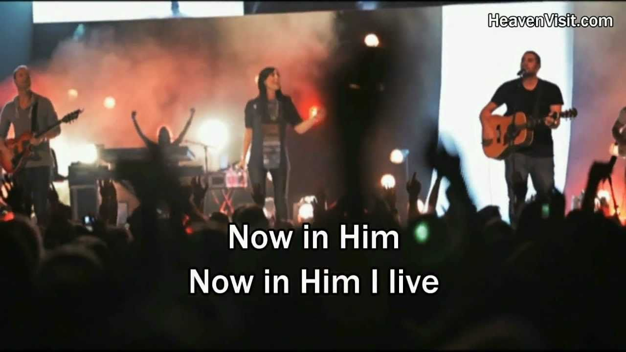 Beneath The Waters (I Will Rise) - Hillsong Live (2012 DVD Cornerstone) Lyrics (Worship Song ...