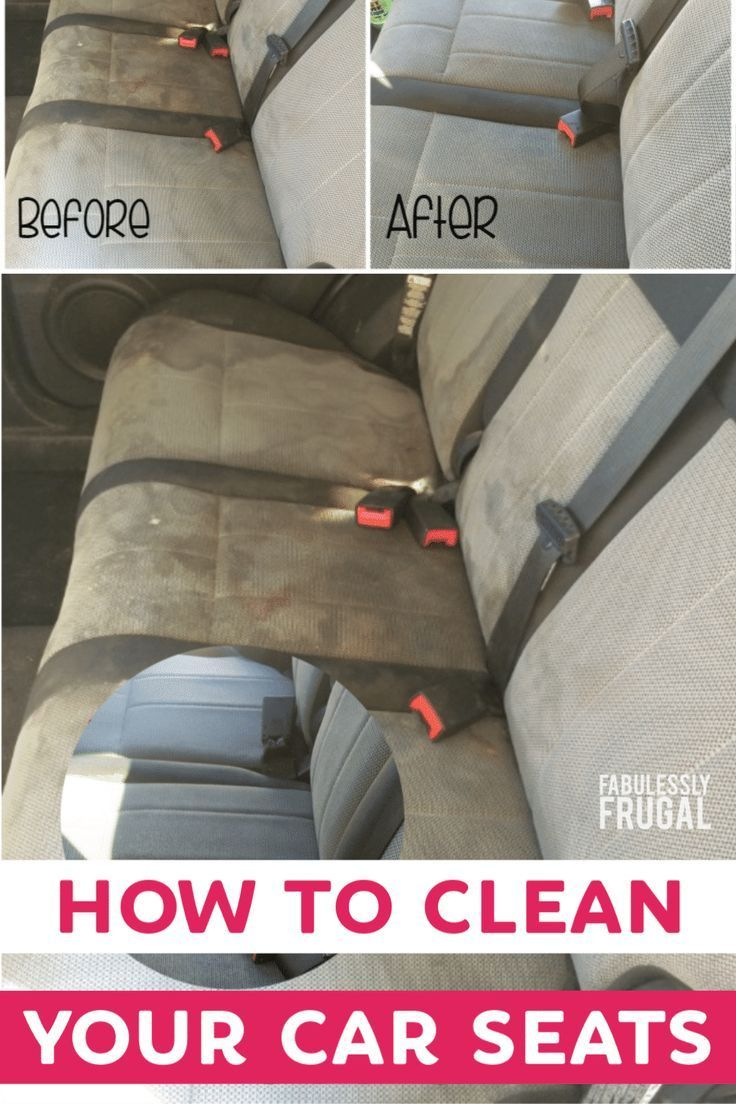 DIY Detail Your Cars Upholstery!! cleaningcars Do you