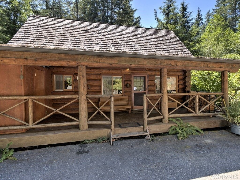 Log Cabins For Sale In Washington State