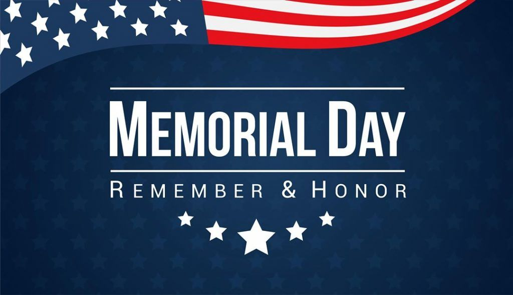 Happy Memorial Day Honor Our Fallen Heroes And Vets Who Defend Our Nation Memorial Day Memories Happy Memorial Day