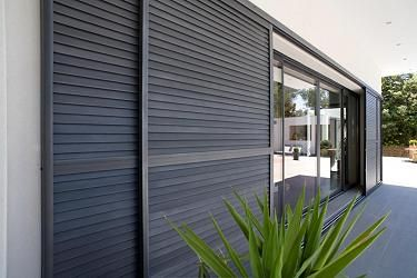volets coulissants aluminium mobilier architecture pinterest volet coulissant volets et. Black Bedroom Furniture Sets. Home Design Ideas