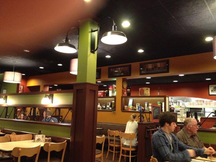 Brenda S Pizzeria In Oakland Md