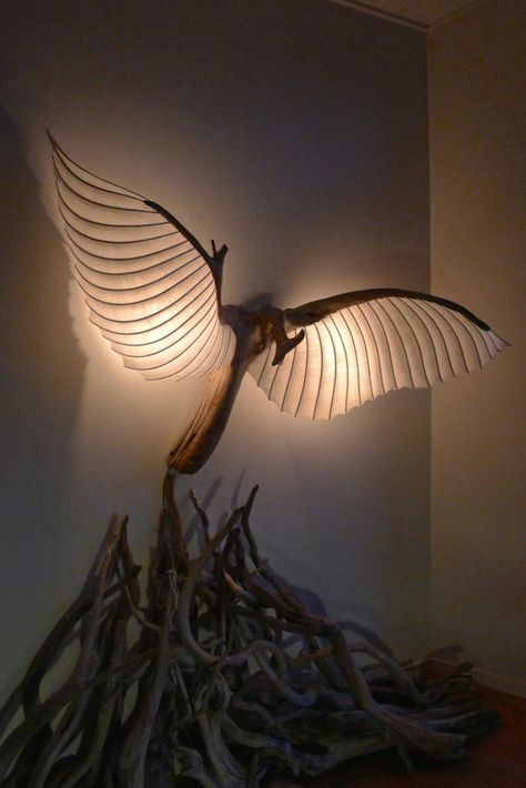 Photo of Driftwood lamp- 69 DIY ideas, inspirations and much more