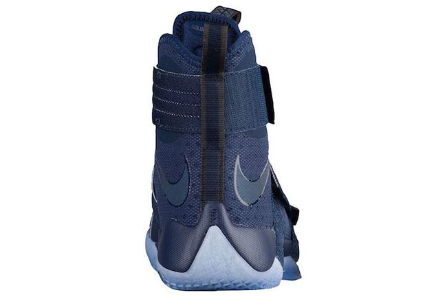 6ce0f1360c3 ... coupon code for nike lebron soldier 10 midnight navy release date custom  sneaker pinterest nike lebron