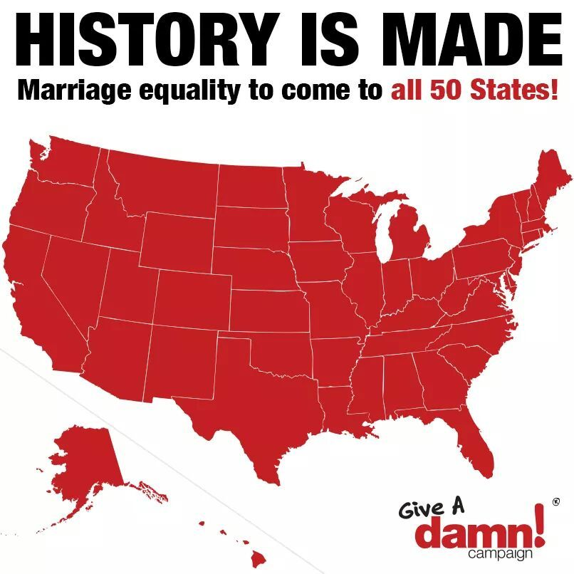 [Love is Love. Damn right I support it.]  MARRIAGE EQUALITY NEWS [@clintonray | @cja2012 | @sgfoster81 ]
