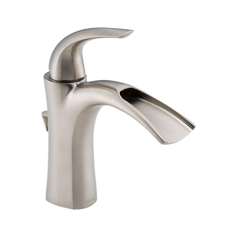 15708lf Ss Nyla Single Handle Centerset Lavatory Faucet