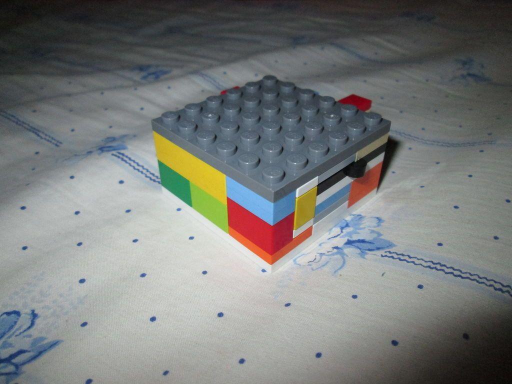 Lego Puzzle Box Instructions Legos Pinterest Lego And Box