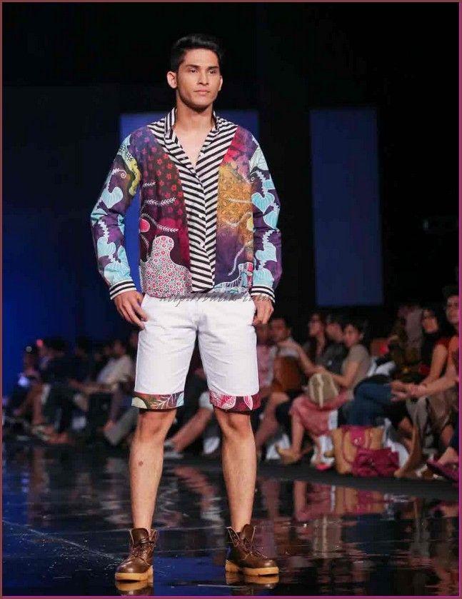 Model Baju Batik Pria Lengan Panjang Terbaru Motif Di 2019 Model
