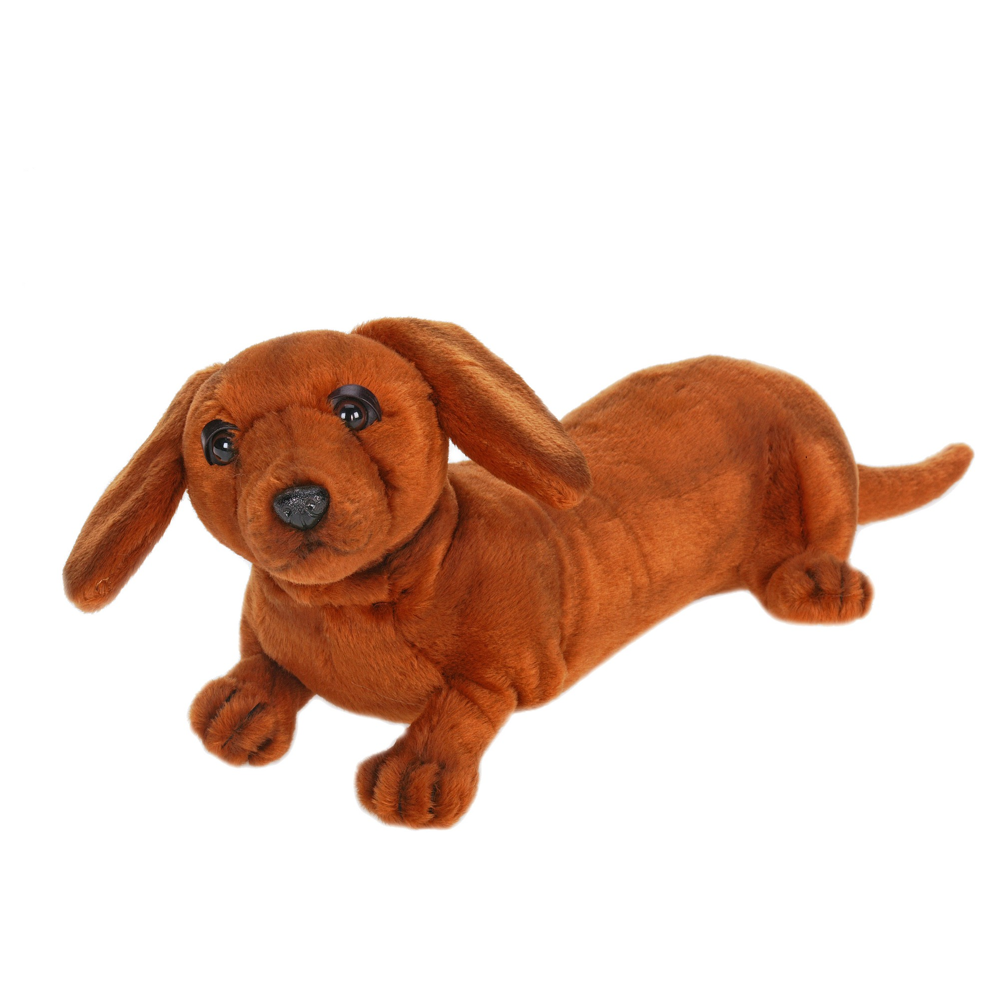 Hansa Dachshund Pupply 12 Realistic Stuffed Animals Animals