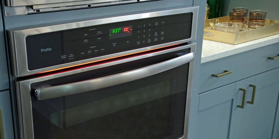 Ge Cafe Ct9050shss 30 Inch Electric Wall Oven Review Reviewed Ovens