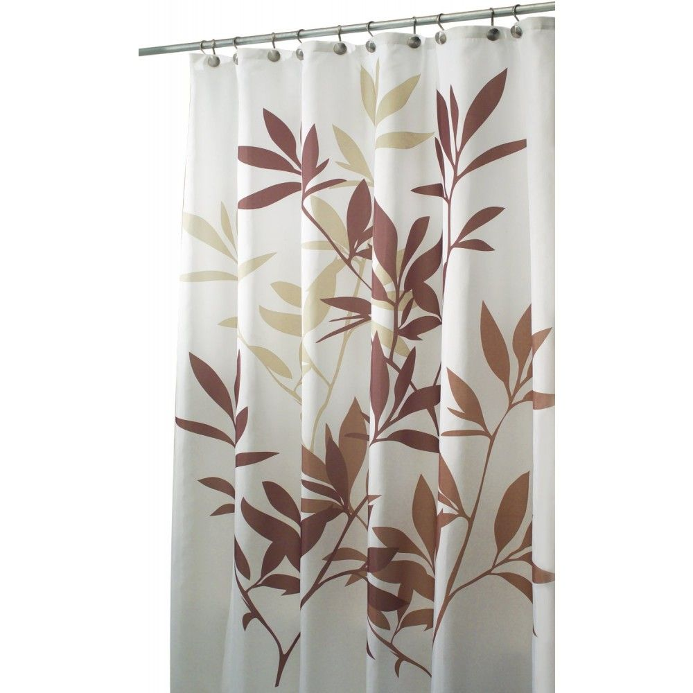 Invigorate Your Bathroom With A New Decorative Fabric Shower