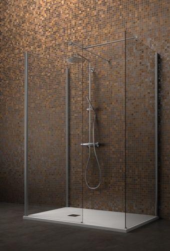 Arblu SEPARET DEDALO / CONFIGURAZIONE 3 Parete doccia